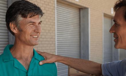 Men's Health Week 2021: Don't be afraid to seek help